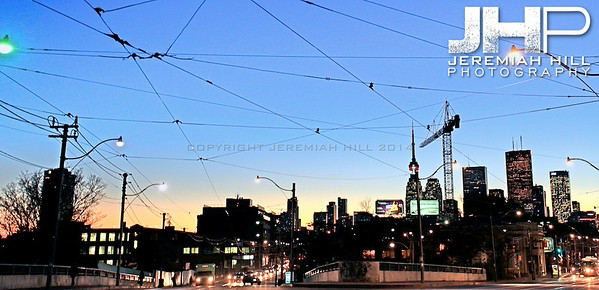 """Queen East #1"", Toronto, ON, Canada, 2010 Print JP10-1110--061"