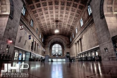 """Union Station #4"", Toronto, ON, Canada, 2010 Print JP10-927-061"