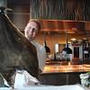 Fairmont Airport Vancouver, Chef Colin Burslem