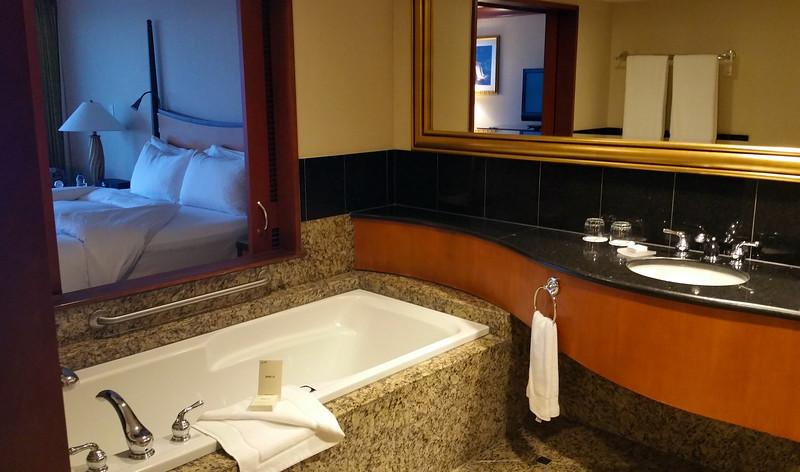 Fairmont Airport Hotel Suite