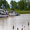 Stevenson BC, Fishing Boats
