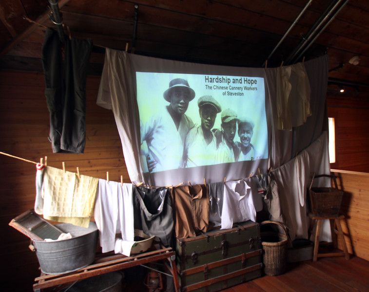 Britannia Shipyards National Historic Site, Chinese worker tribute
