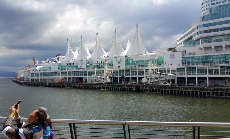 Vancouver BC, convention center
