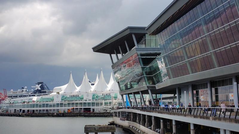 VancouverBC, convention center