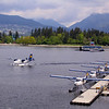 Vancouver BC, Harbor Air sea planes