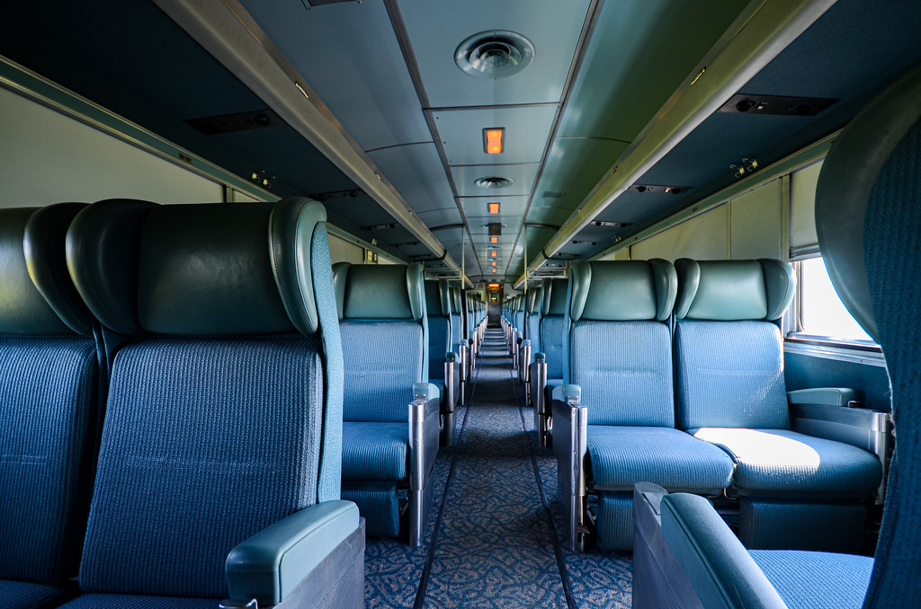 Travelling with VIA Rail to Churchill, Manitoba