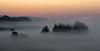 Deer Lake in the morning.