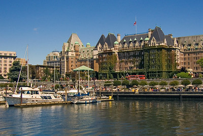 Victoria Harbour, British Columbia