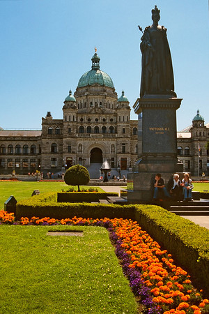 Parliament Building, Victoria BC