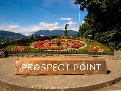 Prospect Point, Stanley Park, Vancouver British Columbia