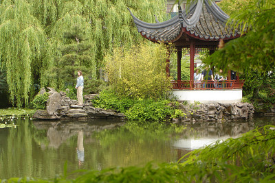 Dr. Sun Yat Sen Park - Vancouver, BC ... June 24, 2007 ... Photo by Rob Page III