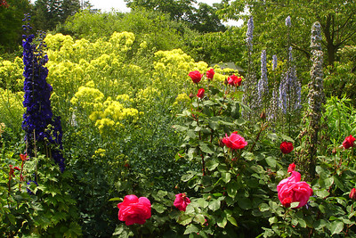 Butchart Gardens - Brentwood Bay, BC ... June 26, 2007 ... Photo by Rob Page III