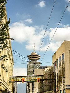 Vancouver Look Out Tower