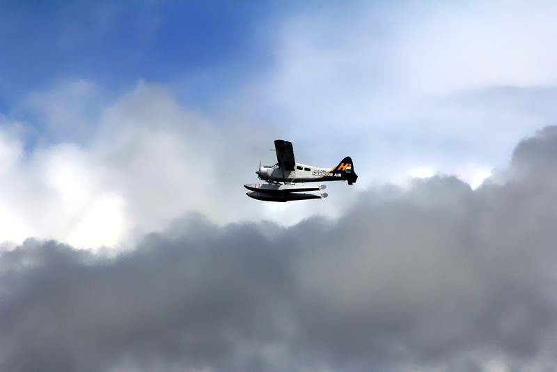 Harbour Air - Outbound