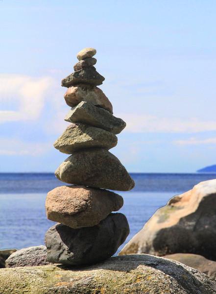 Balanced Rock Art