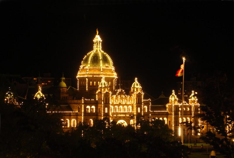 Victoria, Parliament Building