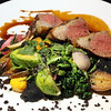 Fairmont Empress, Q at the Empress, roasted Sun Gold lamb