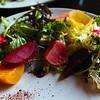 Fairmont Empress, Q at the Empress, heirloom beet salad
