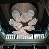 "Fairmont Empress, ""Twill Flowers"" lobby sculpture"