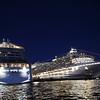 Victoria BC, Cruise ships in Victoria Harbor