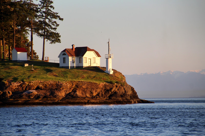Victoria BC,  Turn Point Lighthouse