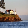 Victoria BC,  Turn Point Lighthouse