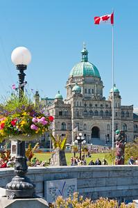 Victoria--Parliment Building
