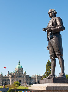 Victoria--Parliment Building