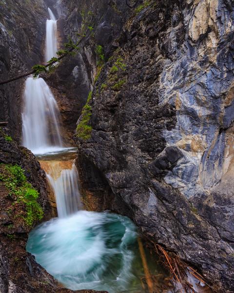 Silverton Falls Cliffside