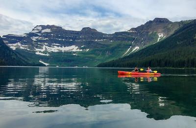 Cameron Lake Kayak