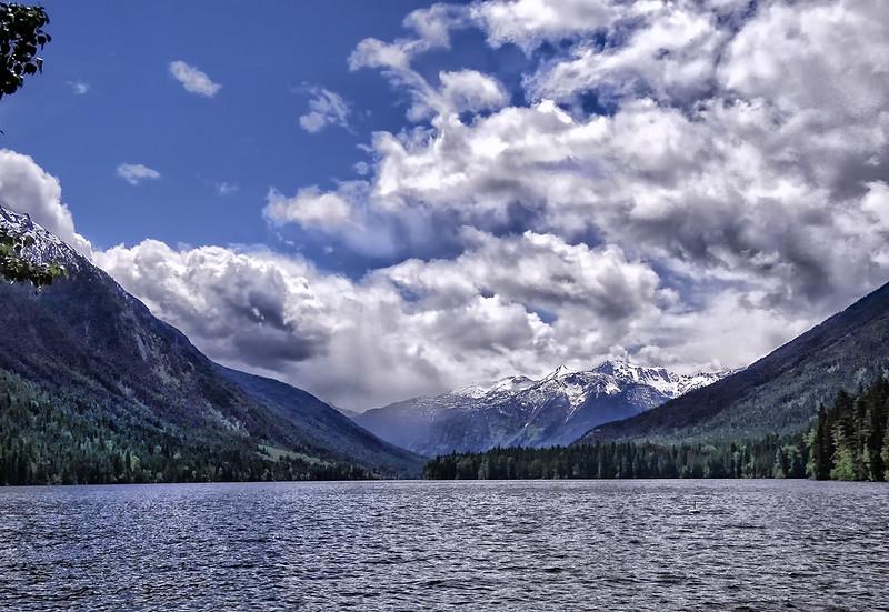One-mile Lake