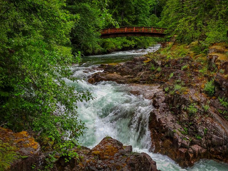 Little Qualicum River - British Columbia - Canada