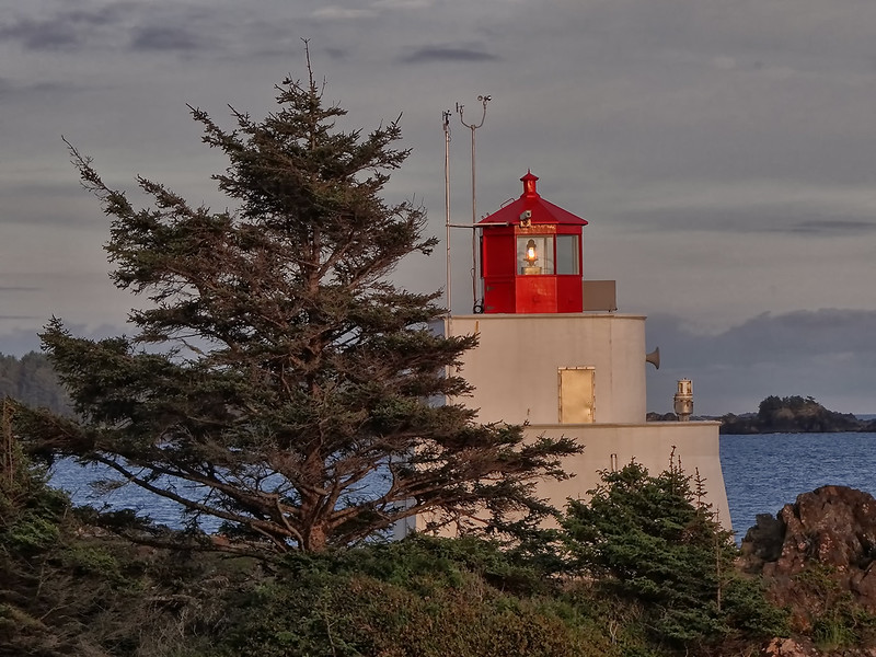 Amphitrite Point Lighthouse - Ucluelet