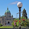 British Columbia Legislature - Victoria, BC