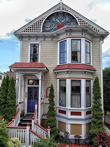 Humboldt House - Victoria, BC