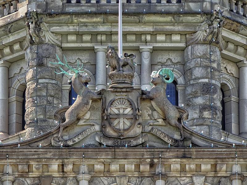 British Columbia Legislature - Victoria, BC