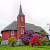 St Columba Church - Tofino