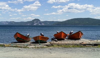 Cox's Cove, west of Cornerbrook