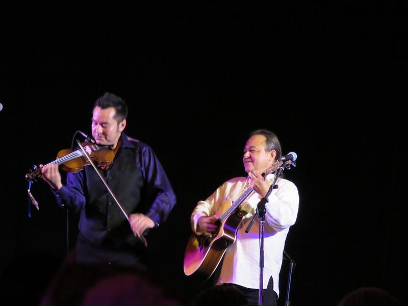 Adäka Festival - Kevin Barr & Boyd Benjamin