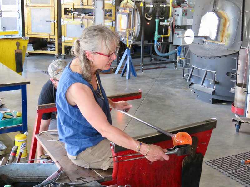 Glass Blowing Studio - Whitehorse
