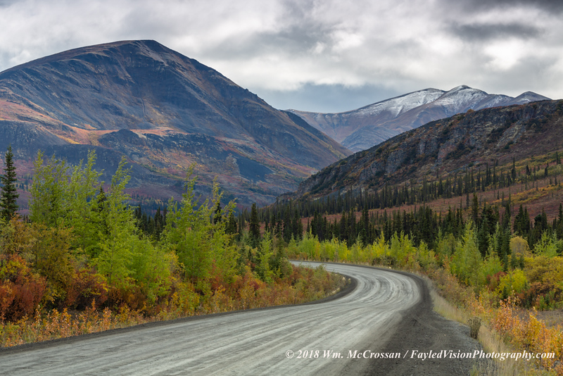 Dempster Highway, Yukon Territory, Canada
