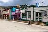 Front Street, Dawson City, YT