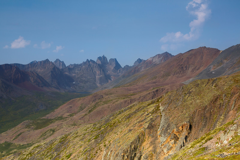 Grizzly Lake Trail, Tombstone Territorial Park, Yukon, Canada