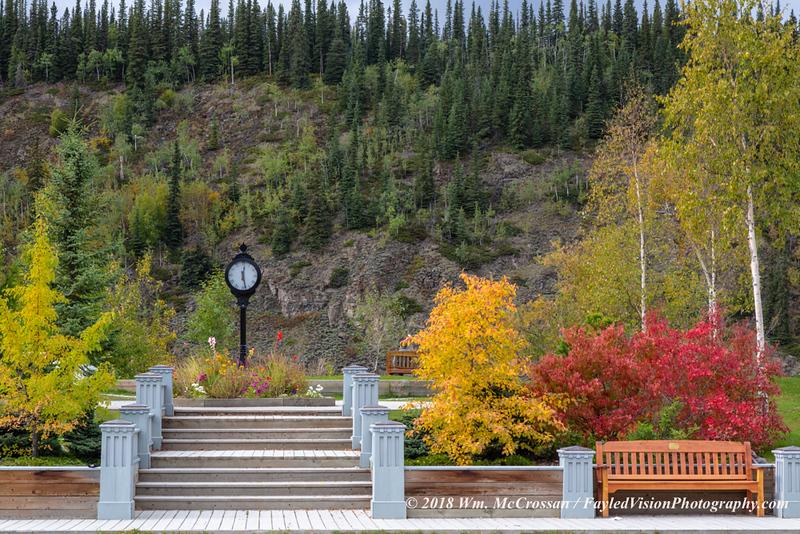 Dawson City Waterfront Trail