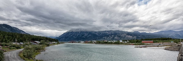 Carcross and Railway Bridge