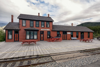 Carcross Railway Station
