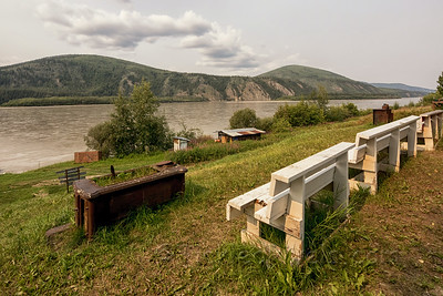 Benches Along the Yukon