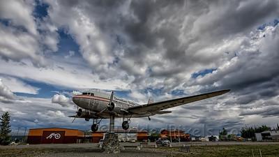 DC-3 Weathervane