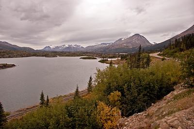South Klondike Highway near Fraser, B.C.