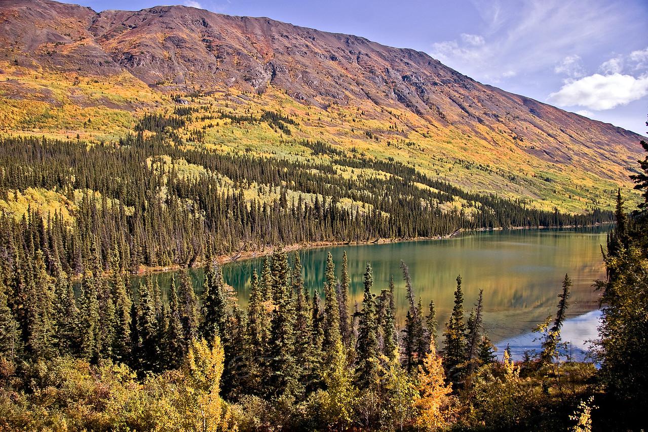Spirit Lake, Yukon